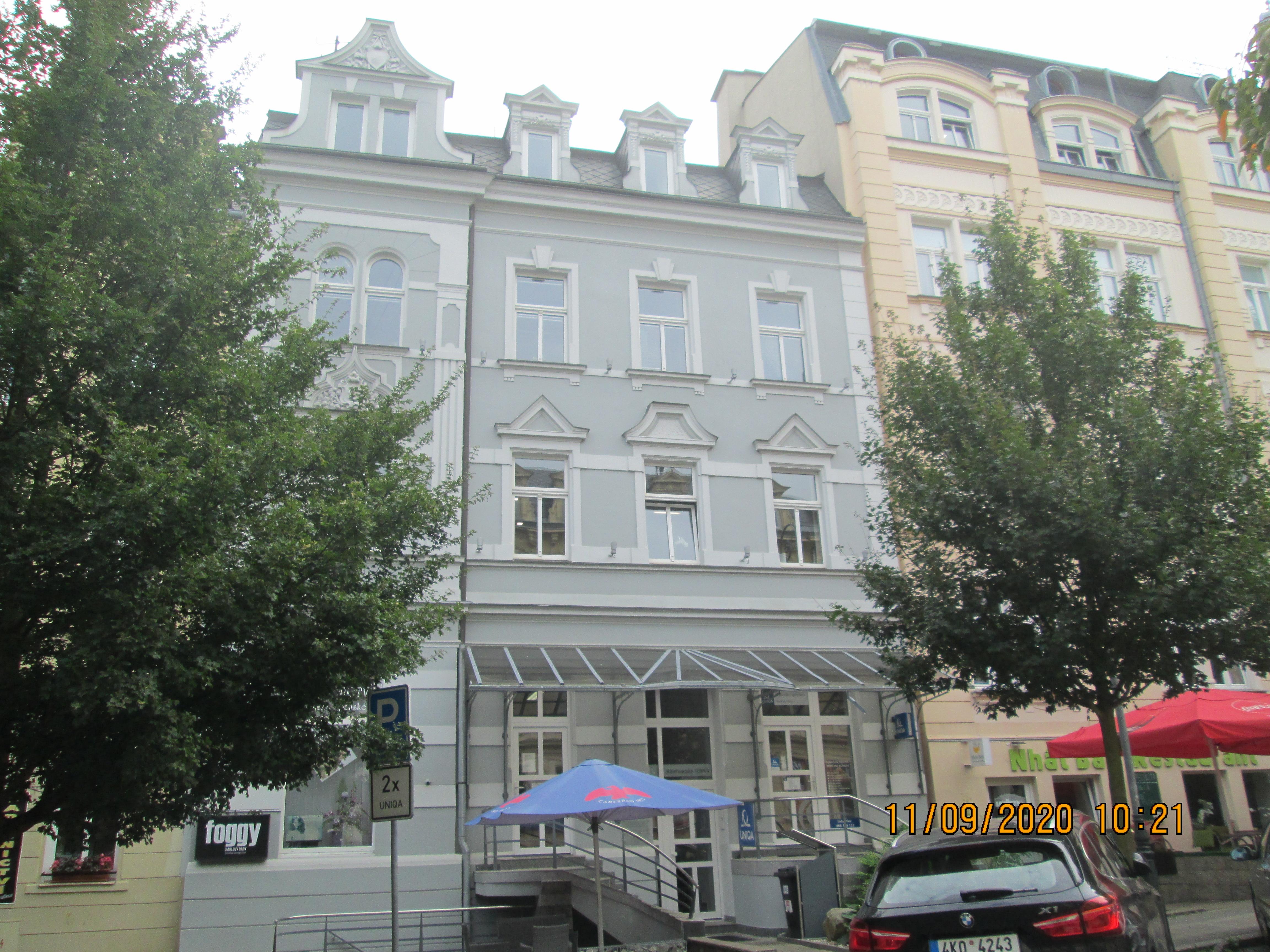 Kanceláře Bělehradská